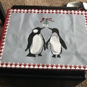 NWT Vera Bradley Penguin reusable bag